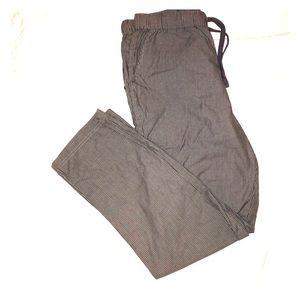 Never worn, men's Ugg pajama pants